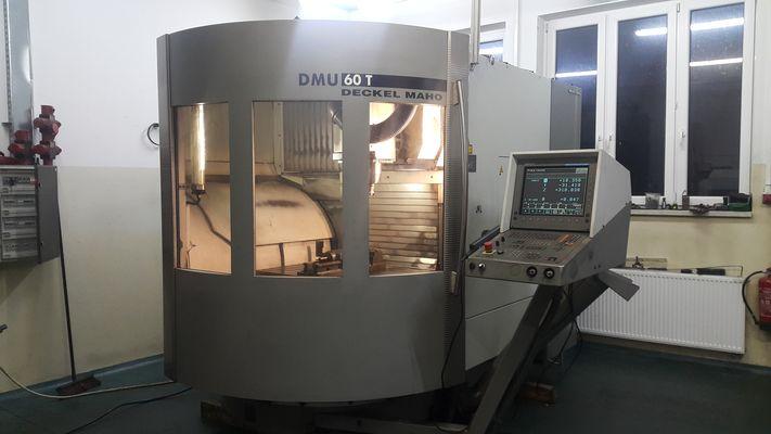 Centra Frezarskie CNC