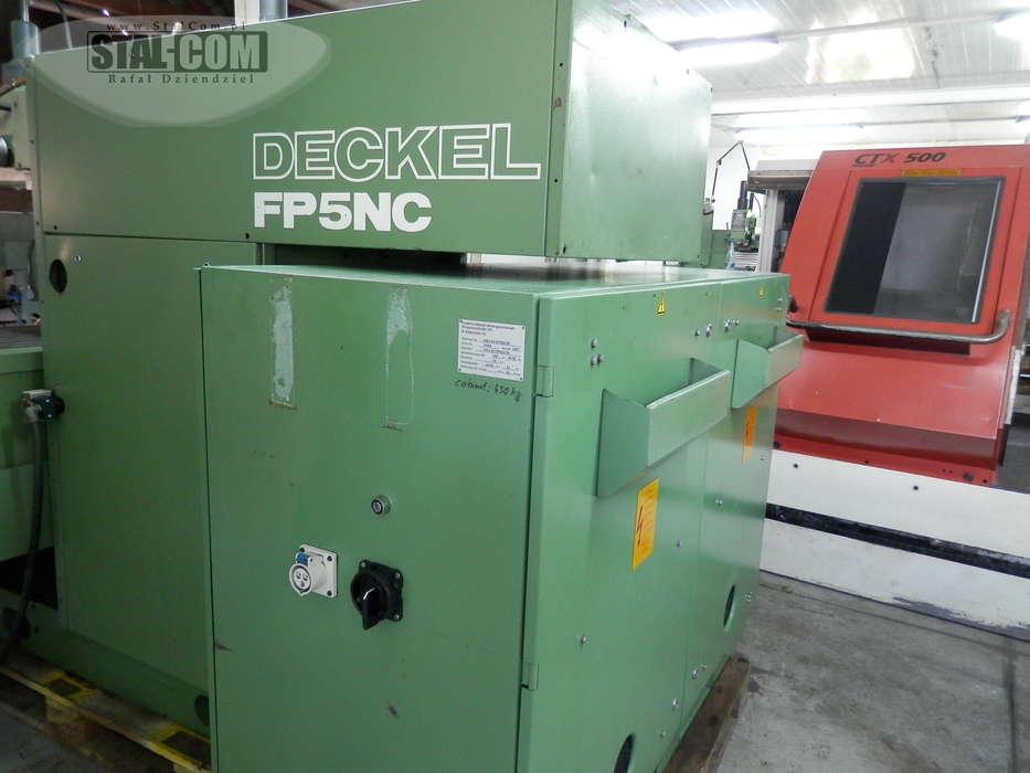 Deckel FP5 NC