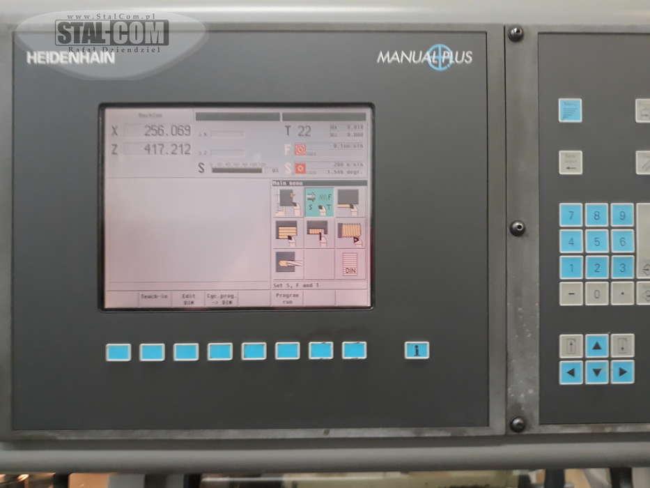Tokarka cykliczna CNC Gildemeister NEF 500 Plus