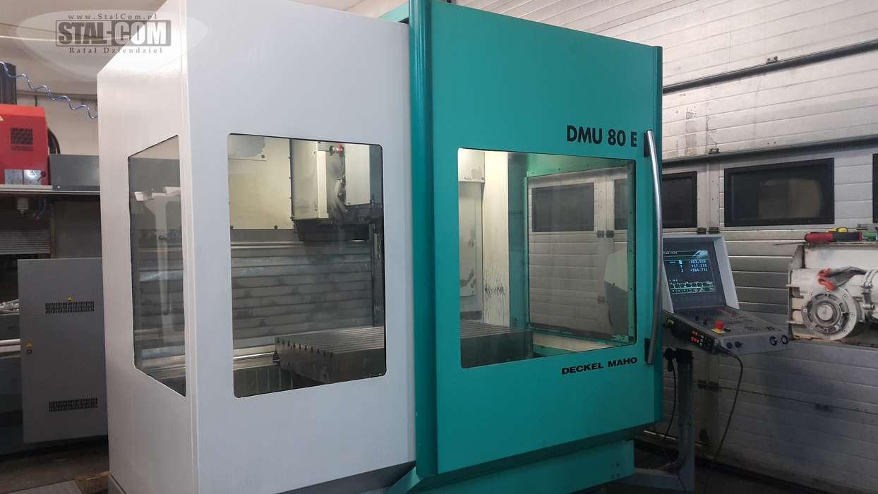 Deckel Maho DMU 80E