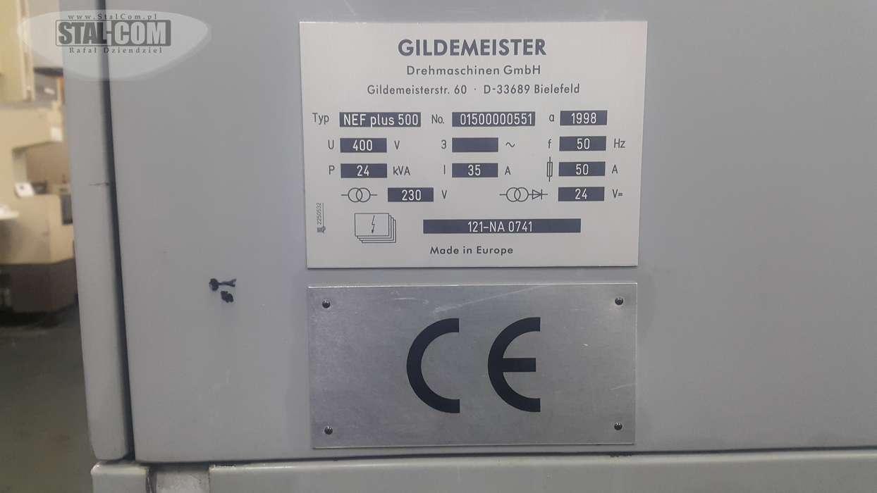 Gildemeister NEF 500 Plus
