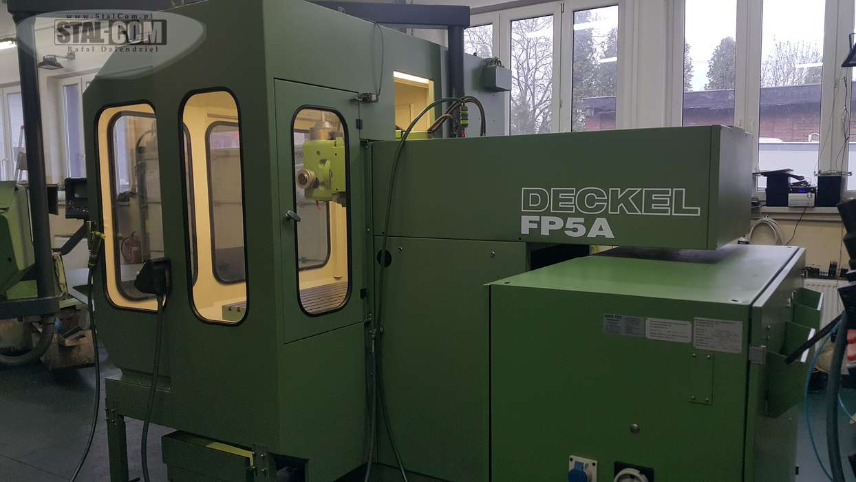 Deckel FP5 A
