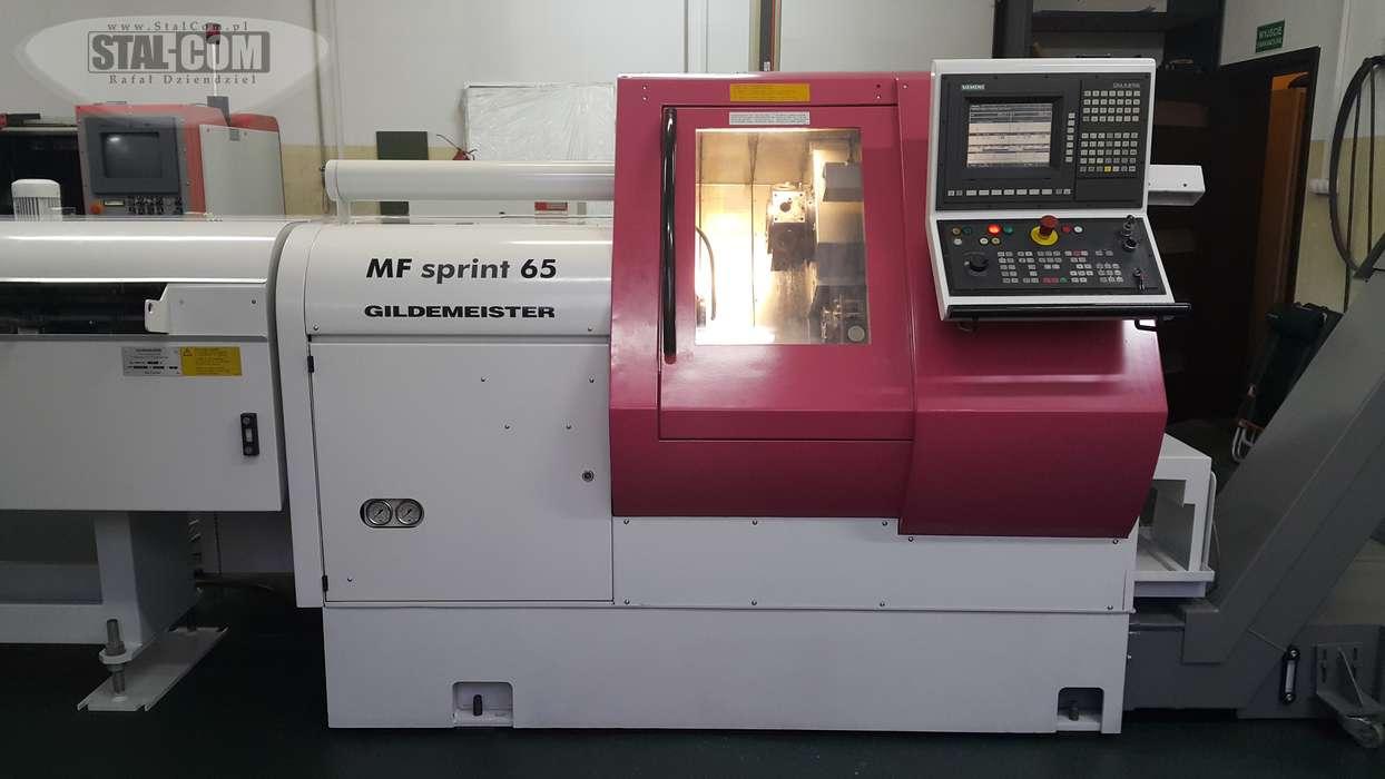 Gildemeister MF Sprint 65